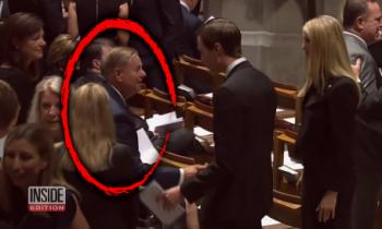 Lindsey Graham Betrayed John McCain's Trust – Invited Jared & Ivanka Against Family Wishes