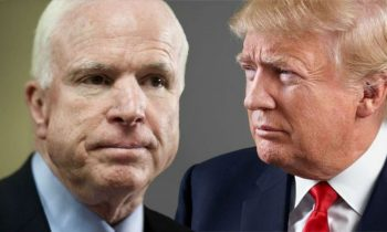 Trump Erupts Against John McCain 2 Days In A Row – Still Hasn't Mentioned White Nationalism