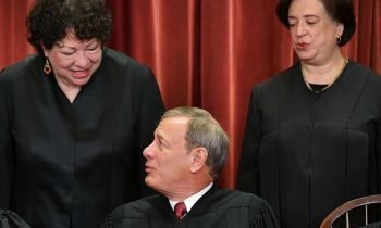 Roberts Moves Left- Joins Liberal Justices To Block Louisiana Abortion Restrictions