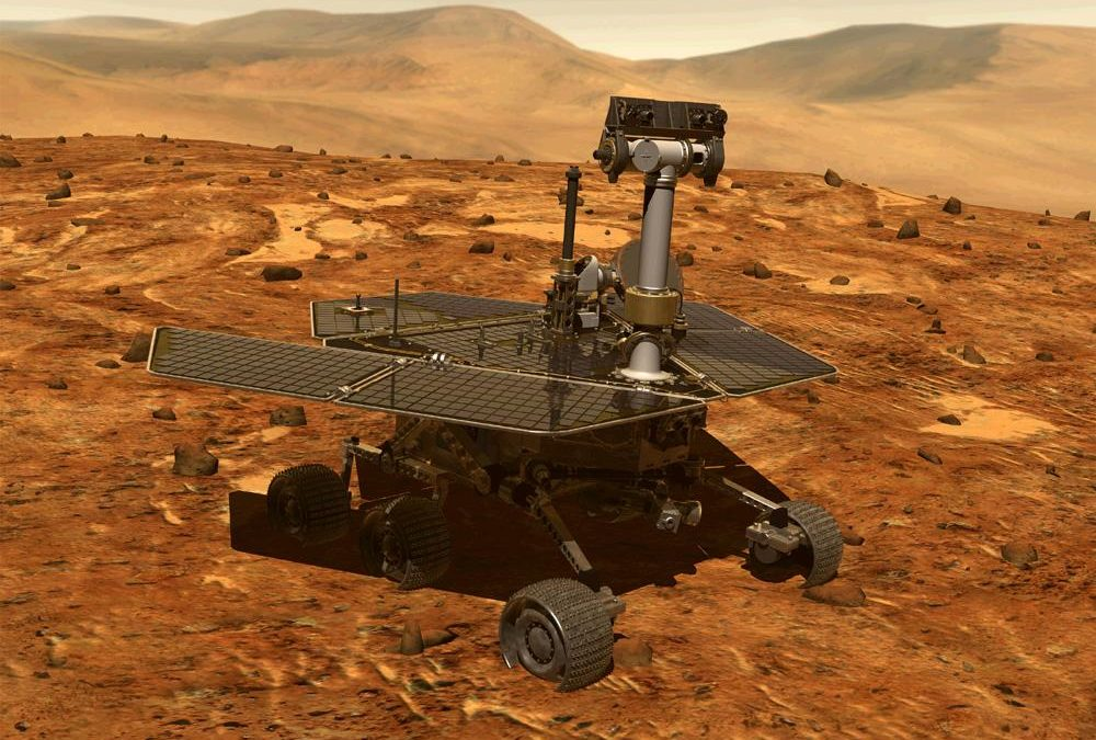 """NASA Confirms Mars Rover """"Opportunity"""" Is Dead – 15 Years Of Service On Red Planet"""