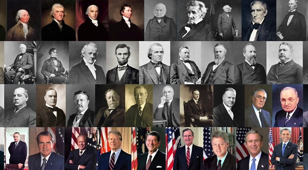 Picking The Top 5 Presidents Of All Time – Jim Heath With Historian Doris Kearns Goodwin
