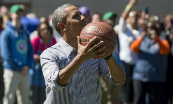 Obama Finally Reveals March Madness Bracket – It's The Blue Devils To The End