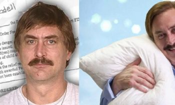 From Assault & Cocaine Addiction To MyPillow CEO, Mike Lindell Is Big Star At Conservative Conference
