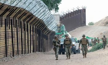 """Pentagon Shifts $1 Billion From Personnel To Border Wall – Trump Jr.  Tweets """"Christmas Came Early"""""""