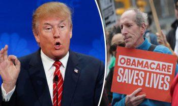 Trump Urges Supreme Court To ABOLISH Obamacare Before Election