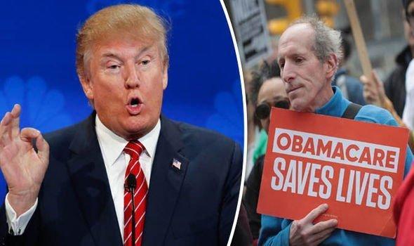 Trump Asks Supreme Court To Wait On Obamacare Ruling Until AFTER Election