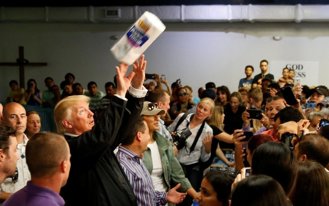 Trump Lies Again About Puerto Rico – Has Not Received $91 Billion For Hurricane Relief