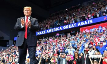ELECTION 2020: Goldman Sachs Forecast Predicts A Second Trump Term