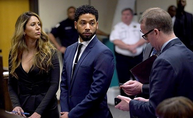 JUSSIE SMOLLETT: Chicago Suing Actor To Recover Taxpayer Money Used