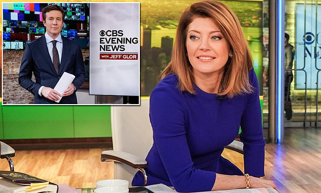 Jeff Glor Anchors Final CBS Evening News – Norah O'Donnell Moves Show To Washington