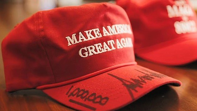 """ELECTION 2020:  Fox News """"Exclusive"""" – Trump Plans To Meet Owner Of The Millionth MAGA Hat"""