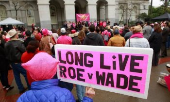 Support For A Woman's Right To Choose An Abortion Reaches All Time High