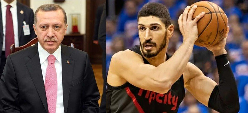 Turkey's Narcissistic Authoritarian Leader Bans NBA Games Because Of Spat With Player