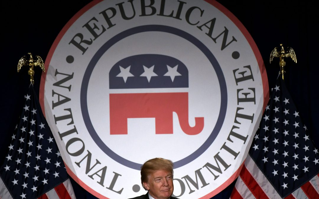 Republican National Committee Has Pumped Over $1.5 MILLION Into Trump's Struggling Properties