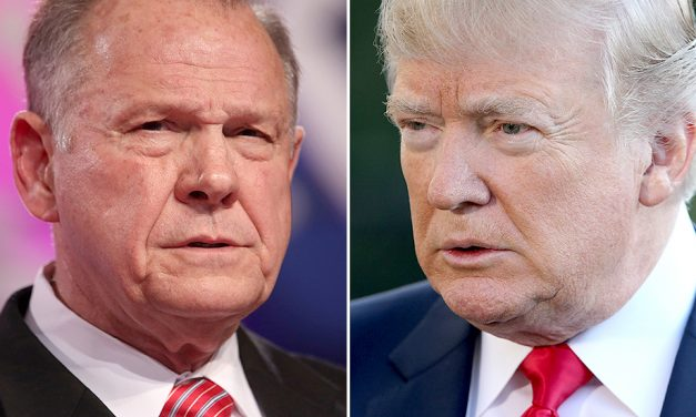 """ELECTION 2020: Trump Slams Roy Moore, But Not After Tweeting He Has """"Nothing Against Him"""""""