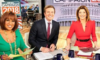 Glor Out At CBS Evening News – Norah O'Donnell & Gayle King To Lead Flagship Broadcasts