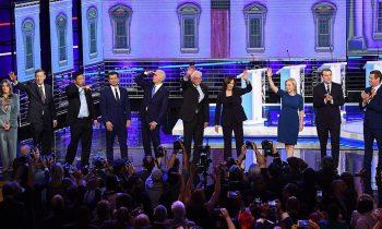 ELECTION 2020:  Harris Tears Into Biden Over Race – 2nd Democratic Debate Produces Fireworks
