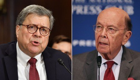 Barr, Ross Held In CONTEMPT For Defying Subpoenas – Trump Uses Executive Privilege To Seal Records