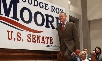 ELECTION 2020: Roy Moore: Alabama Republican Accused Of Sexual Misconduct To Run For Senate Again