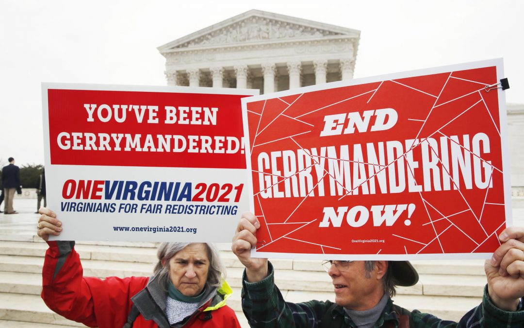 Supreme Court Sides With Democrats In Virginia Racial Gerrymandering Case