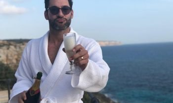 REPORT: Tom Ellis AGREES To Deal For 6th Season Of Lucifer On Netflix