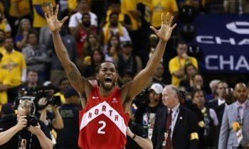 Oh Canada! Toronto Raptors Capture NBA Championship For First Time In Franchise History