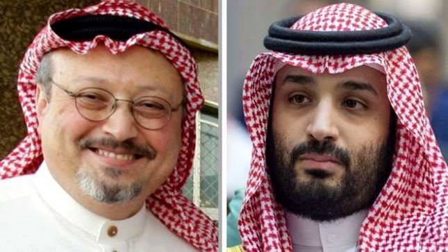 "UN: Saudi Crown Prince ""Should Face Investigation"" In Murder Of Journalist"