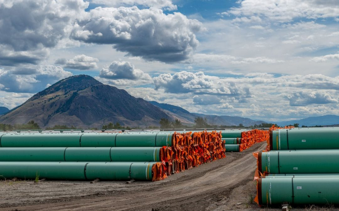 In Canada, Trudeau Gives Green Light To Trans Mountain Pipeline Expansion Upsetting Environmentalists