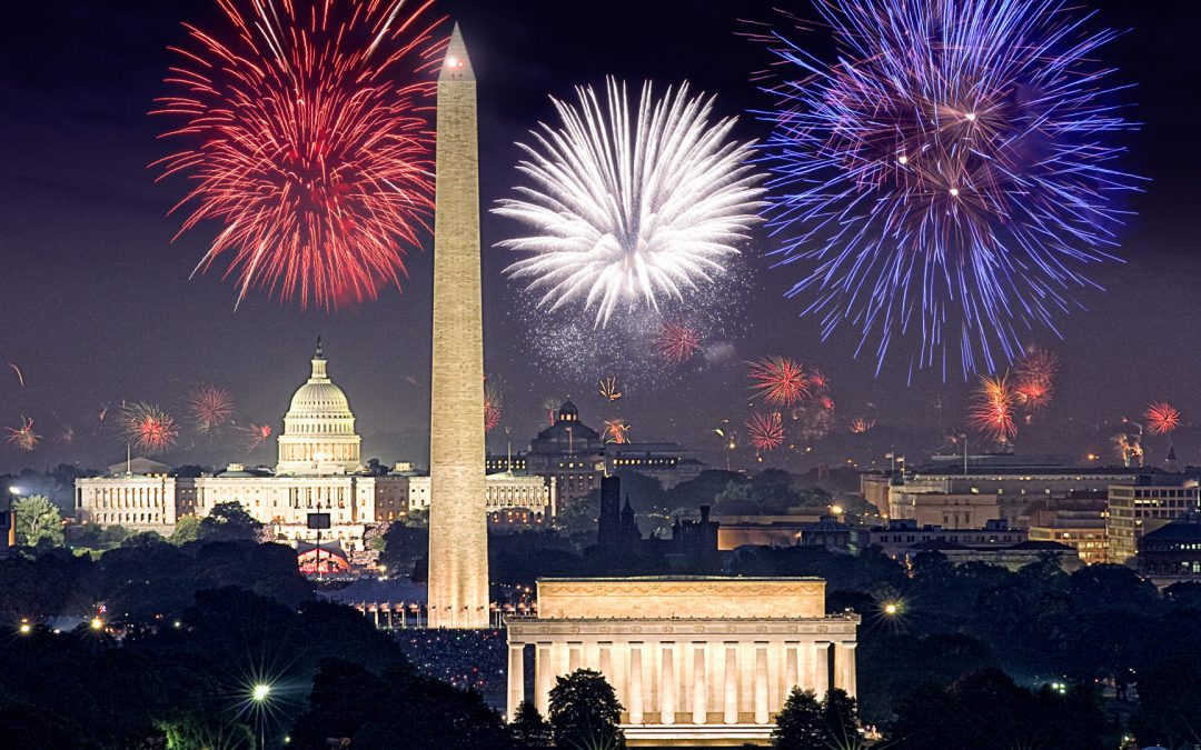 Trump Turns Traditional DC Bipartisan 4th Of July Celebration Into His Own VIP Party