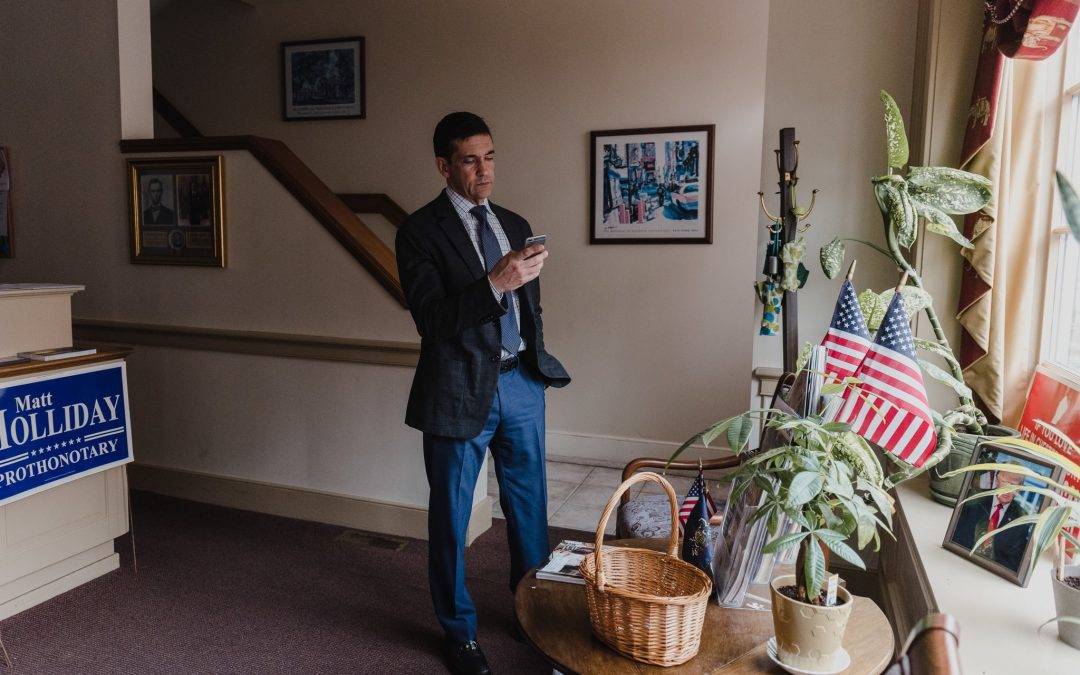 Pennsylvania's GOP Chairman Resigns In Sexting Scandal – State Critical To Both Parties In 2020