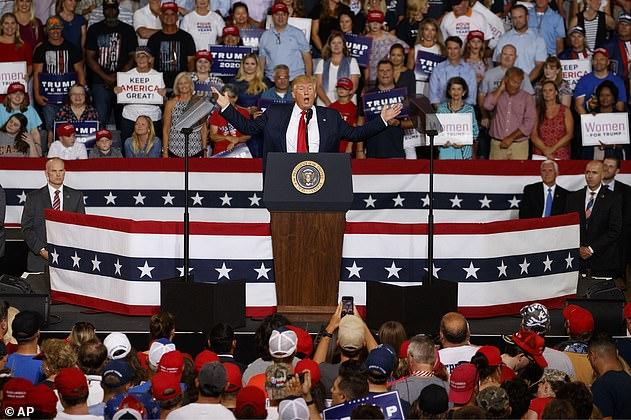 Christian Lawmaker Blasts Trump For Saying 'Goddamn' Twice In Rally Speech