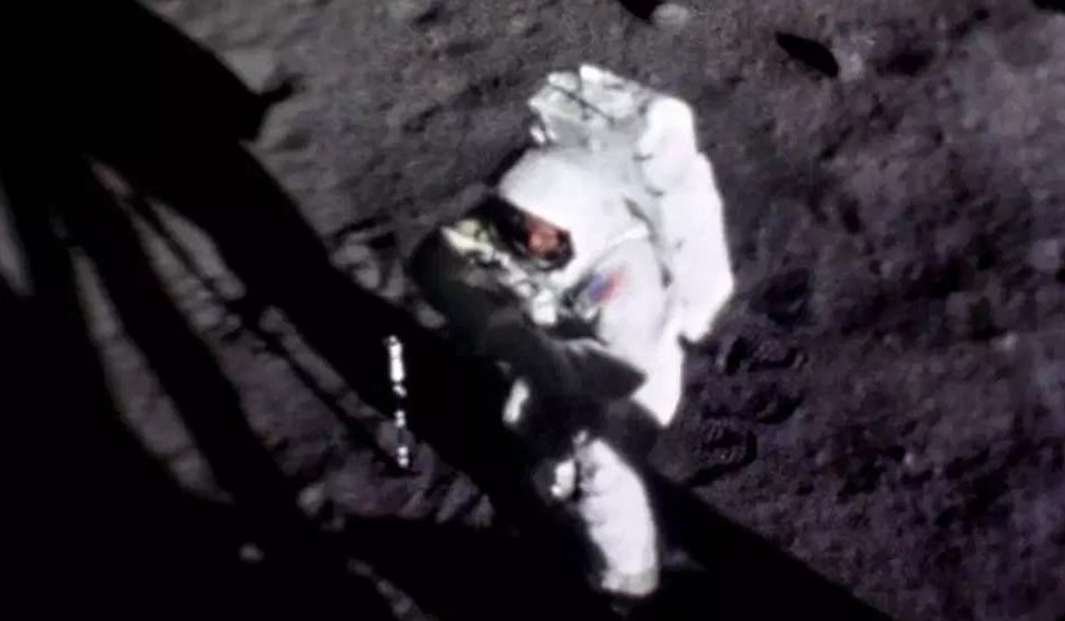 "WATCH: 50 Years Ago Today – Men On The Moon & America United – ""One Giant Leap For Mankind"""