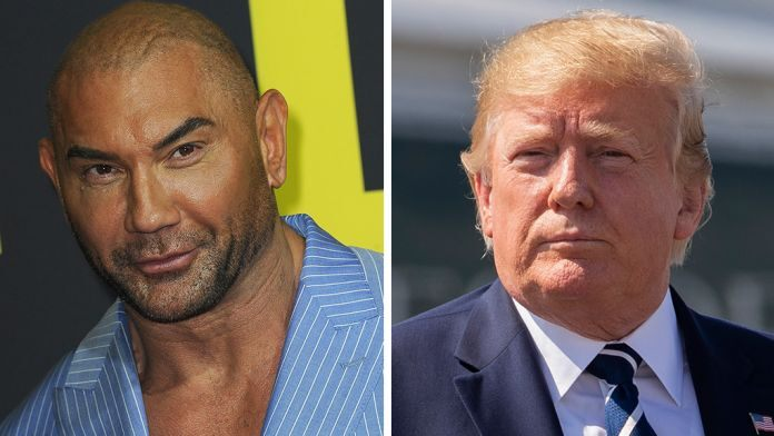 Actor Dave Bautisa Gives Trump Smackdown After Vicious Twitter Attack On Black Lawmaker & Baltimore