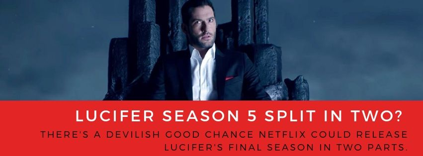 Season 5 Of Lucifer Split Into 2 Parts? Netflix Could Have Added 6 Episodes To Do Just That