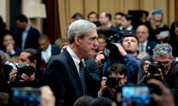 Mueller Testimony: No Obstruction? False. Total Exoneration? False. Witch Hunt? False.