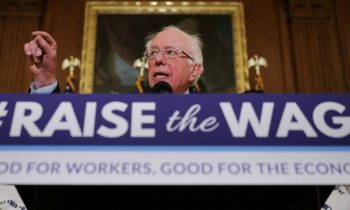 ELECTION 2020: Sanders Campaign Workers Demand $15 Hourly Pay He's Proposed For Employees Nationwide