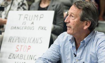 ELECTION 2020: Former SC Gov Mark Sanford Mulls Primary Challenge Against Trump
