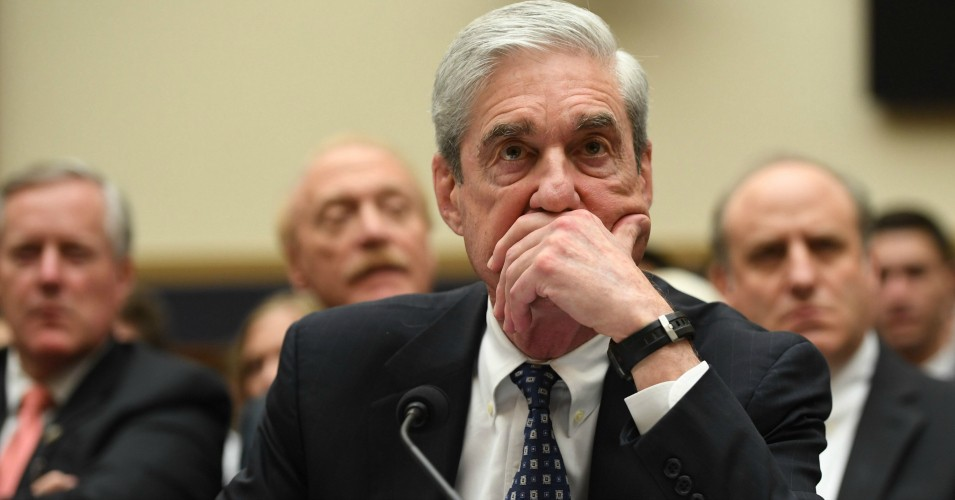 Dazed & Confused – Republicans Rejoice At Mueller's Performance – Trump Takes Victory Lap