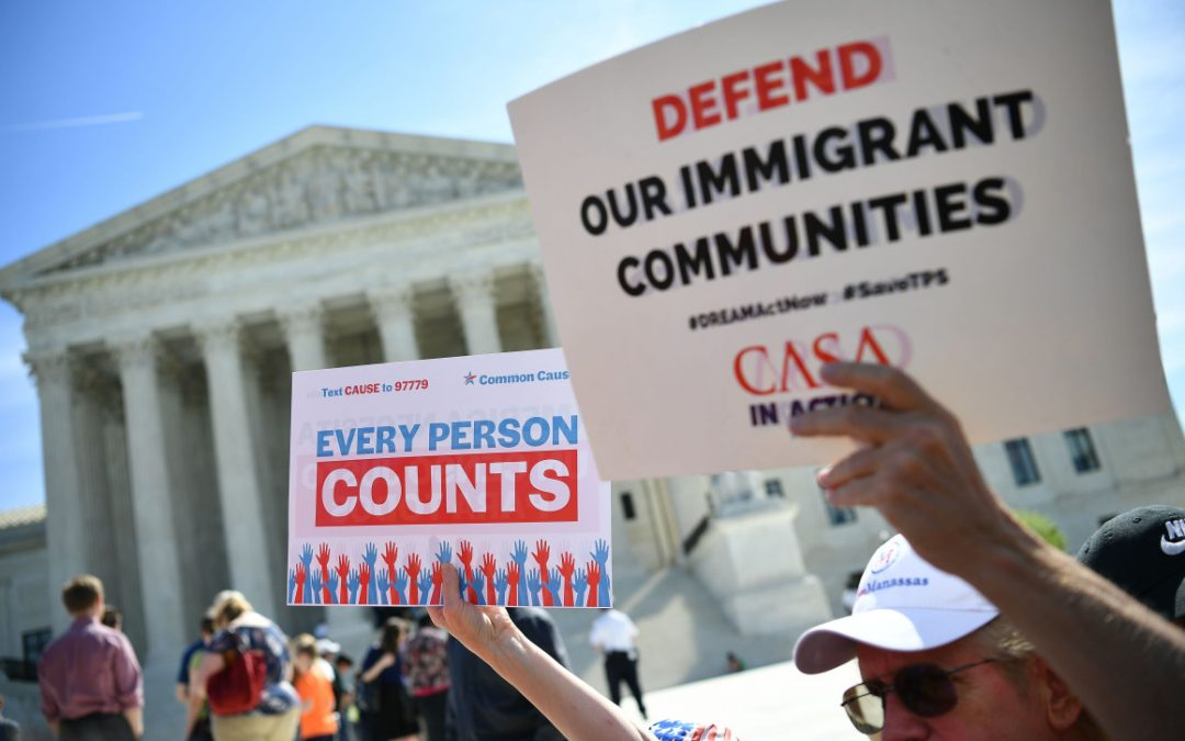 TRUMP FOLDS AGAIN – Drops Request To Add Citizenship Question On Census