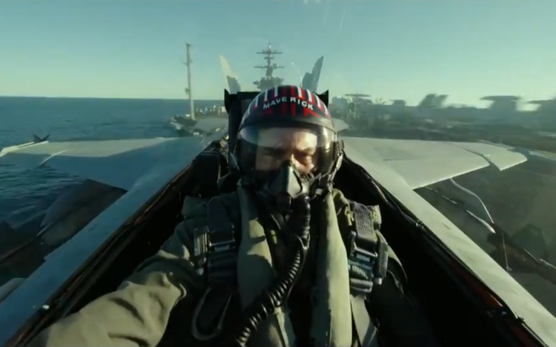 WATCH TRAILER: Need The Need For Speed? Top Gun: Maverick Set For 2020 Release