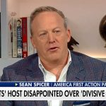 DWTS: Sean Spicer Appears On Fox News & Makes Direct Appeal For Pro-Trump Votes
