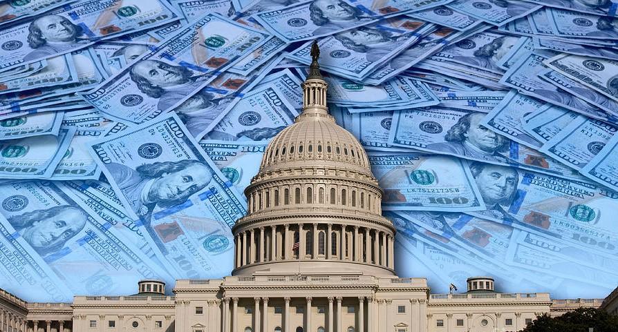 Senate Passes $2.7 TRILLION Budget Deal – Trump Expected To Sign Massive Spending