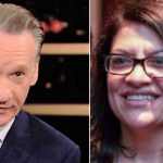 Far-Left Rep. Rashida Tlaib Calls For Boycott Of Bill Maher's Liberal HBO Show