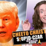 "Randy Rainbow's Latest Parody CHEETO CHRIST – Rips Trump For Calling Himself ""The Chosen One"""
