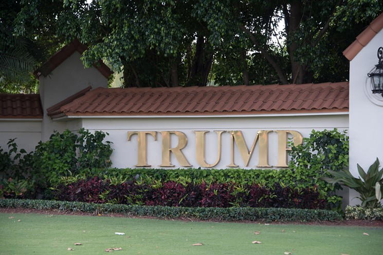 Trump Pushes His Own Resort For Next G7 Meeting – Could Profit Millions