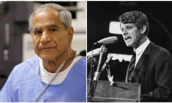 RFK Assassin Sirhan Sirhan, 75, Stabbed In Prison – Now Recovering