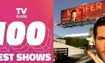 """Lucifer Earns Spot In TV Guide's TOP 100 SHOWS – """"No Way To Resist Falling In Love"""""""