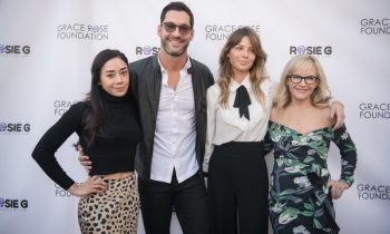 Lucifer Stars Shine at Cystic Fibrosis Fundraiser – GRACE ROSE Continues To Inspire Everyone