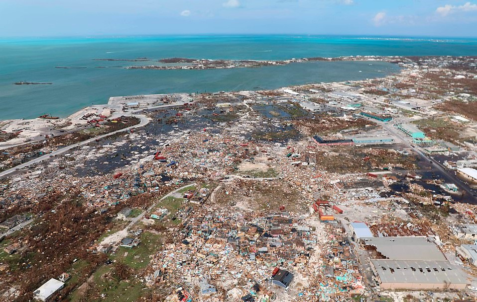 "Bahamas DECIMATED After Hurricane Dorian – ""Smell Of Rotting Corpses Is In The Air"""
