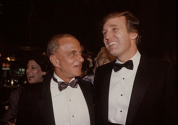 """FBI Releases Files On Trump's Mentor Roy Cohn – """"Vile, Malicious Disbarred Attorney"""""""
